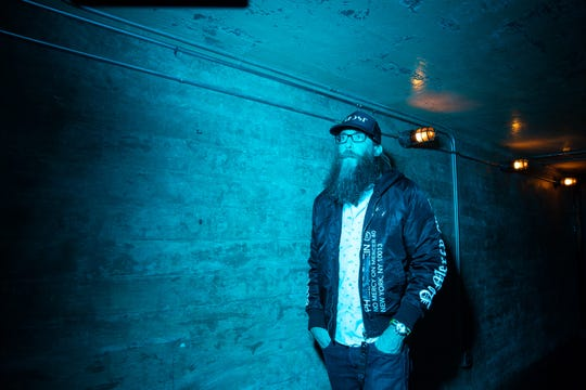 Contemporary Christian singer Crowder