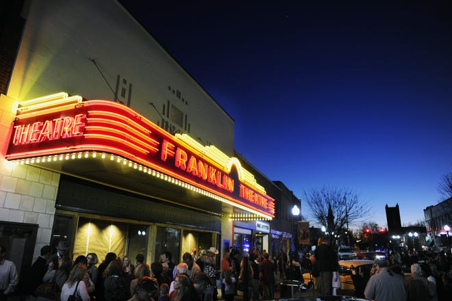 The Franklin Theatre will reopen its doors after weeks of being shutdown due to COVID-19 concerns.