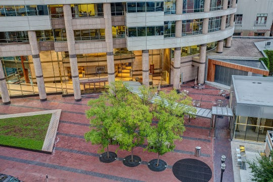 Texas-based CapRidge Partners bought Nashville City Center for $105.3 million on Monday.