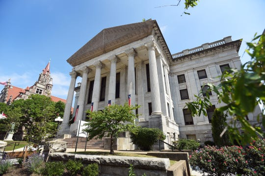 The Passaic County Courthouse complex is funded through the county budget.