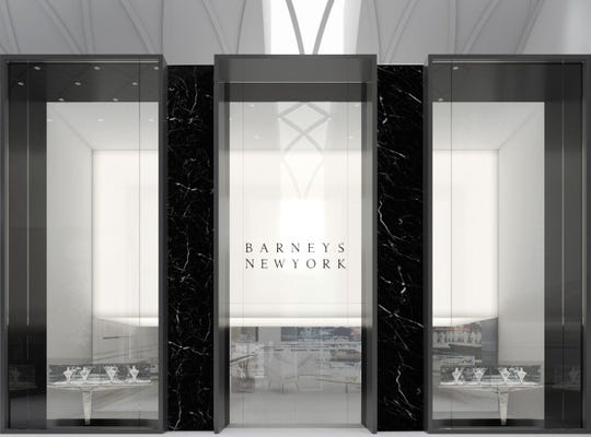 Barneys New York will be opening its only New Jersey flagship at American Dream.
