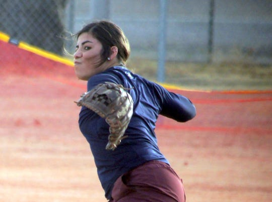 Senior outfielder Mireya Trujillo returns to the Lady 'Cats as a two-time all-district pick.