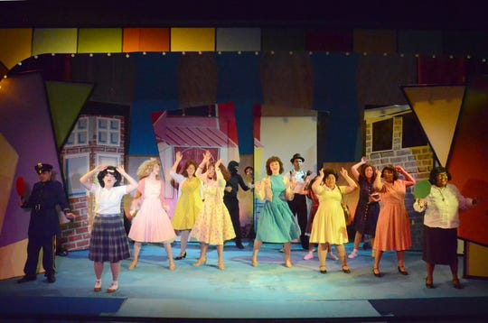 Hairspray! showing at the IPAC