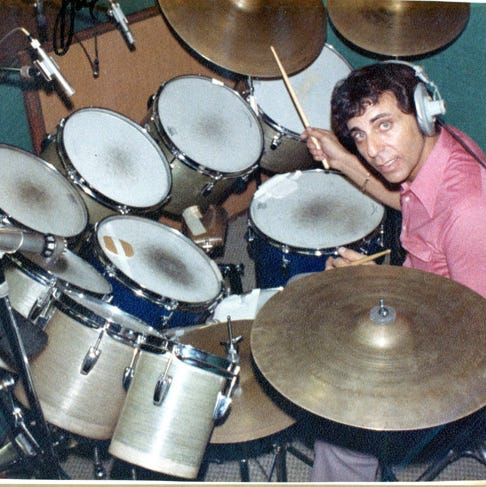 Hal Blaine, most honored drummer in rock history, dies at Palm Desert home