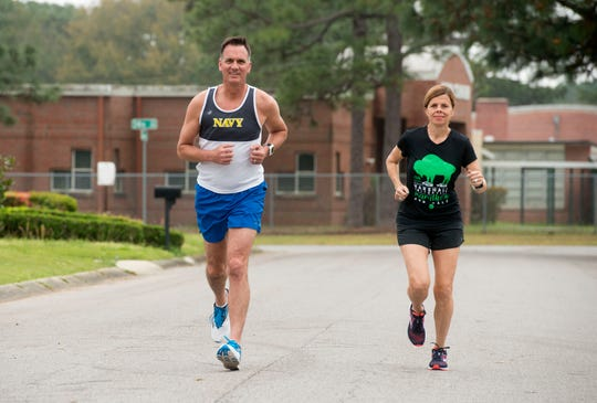 Shannon and Mike Kohler aretraining to run in a marathon on every continent, and their quest will start with the Rome International Marathon next month.