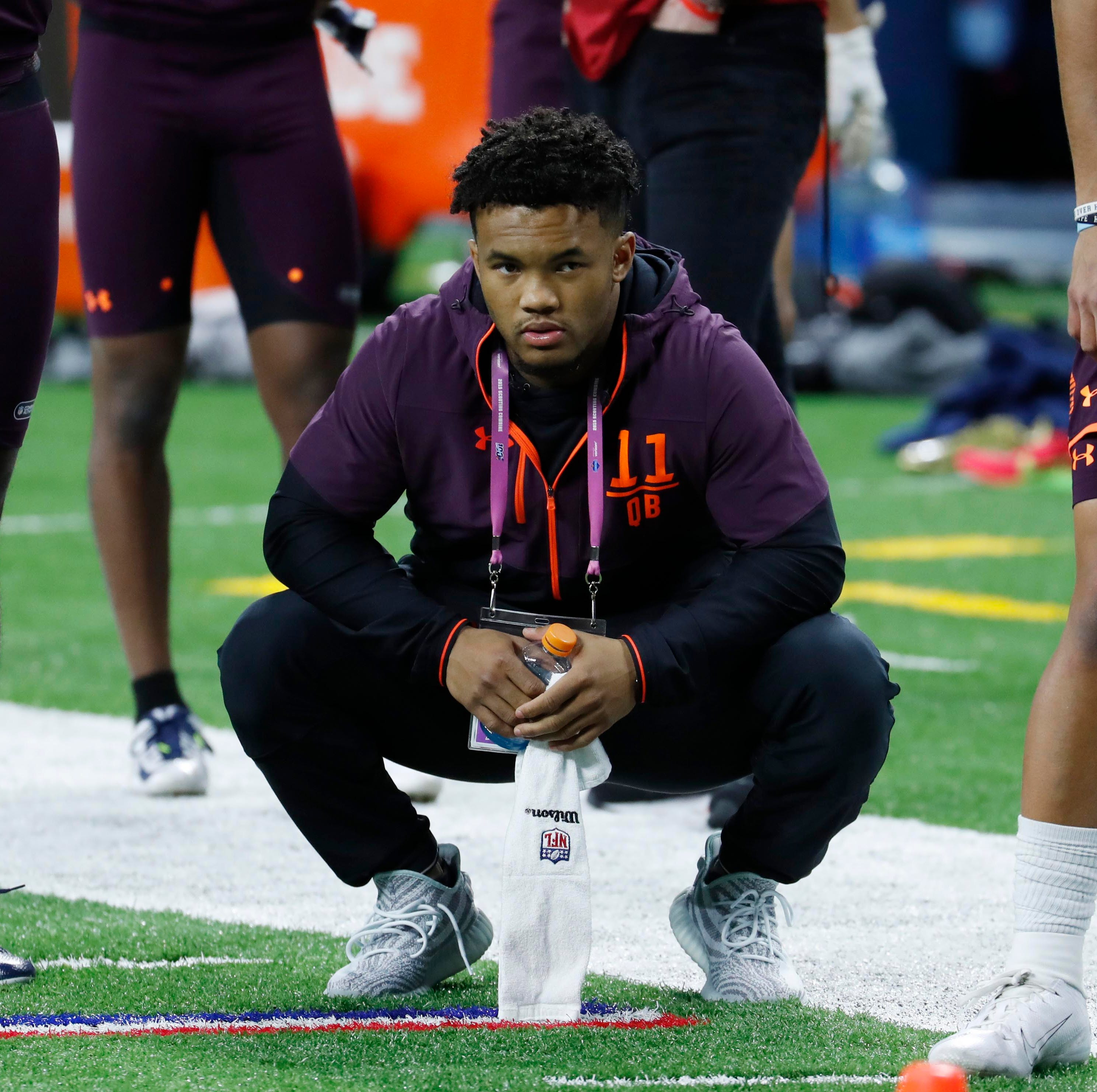 Noise about Kyler Murray and Cardinals figures to get louder at quarterback's Pro Day