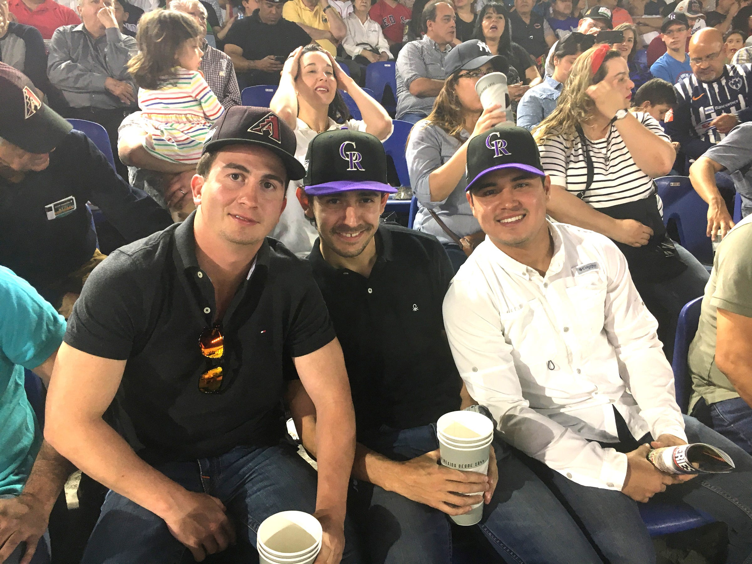 The Arizona Diamondbacks and the Colorado Rockies made many new fans when they played two spring training games in Monterrey, Mexico, in March 2019.