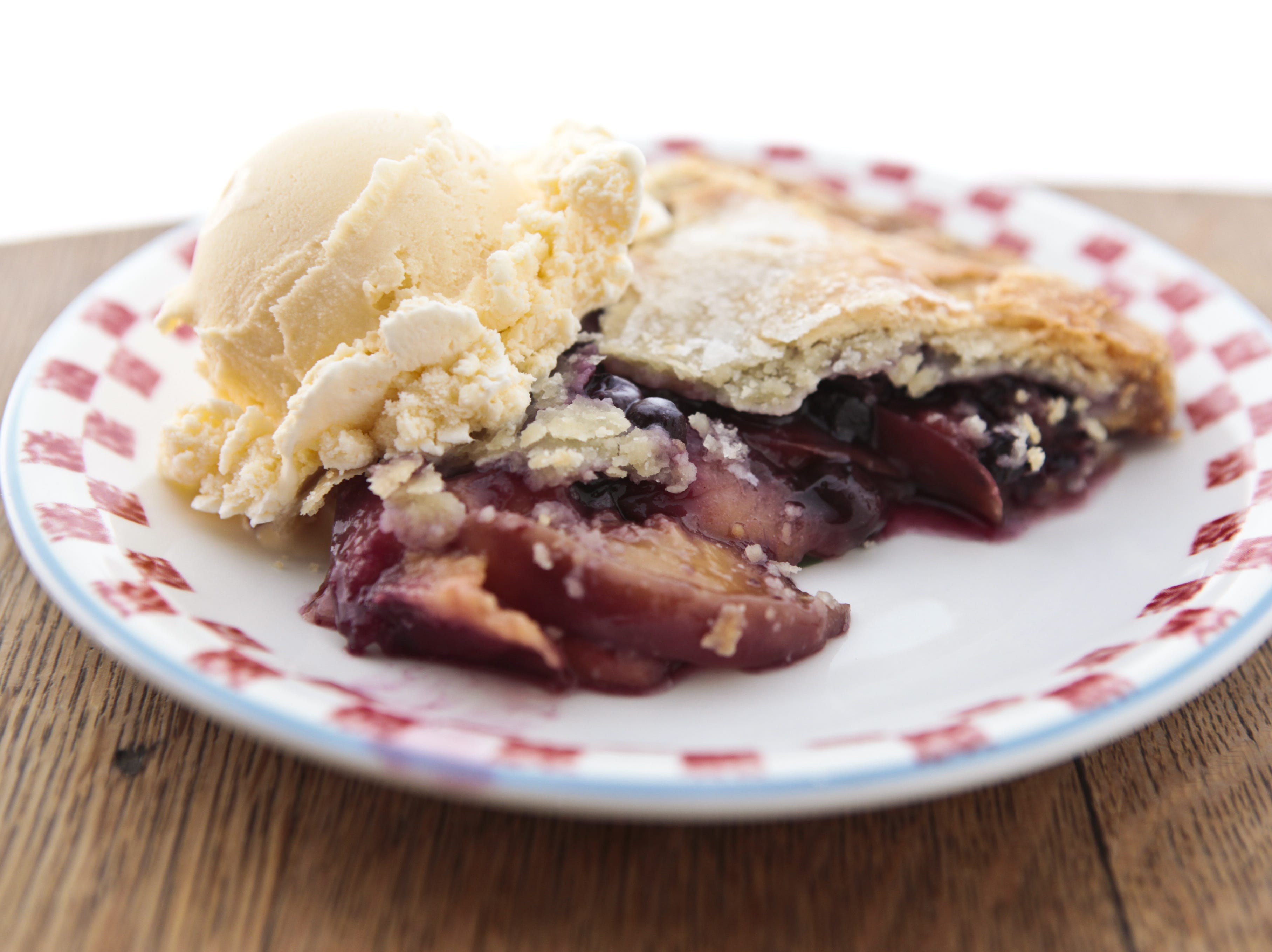 Kiss the Cook | This breakfast and lunch restaurant has a soft spot for dessert. Go for delicious flavors such as raisin cream pie ($22), bourbon pecan ($24) and Michigan sour cherry ($22). |Details: 4915 W. Glendale Ave., Glendale. 623-939-4663, kissthecookrestaurant.com.