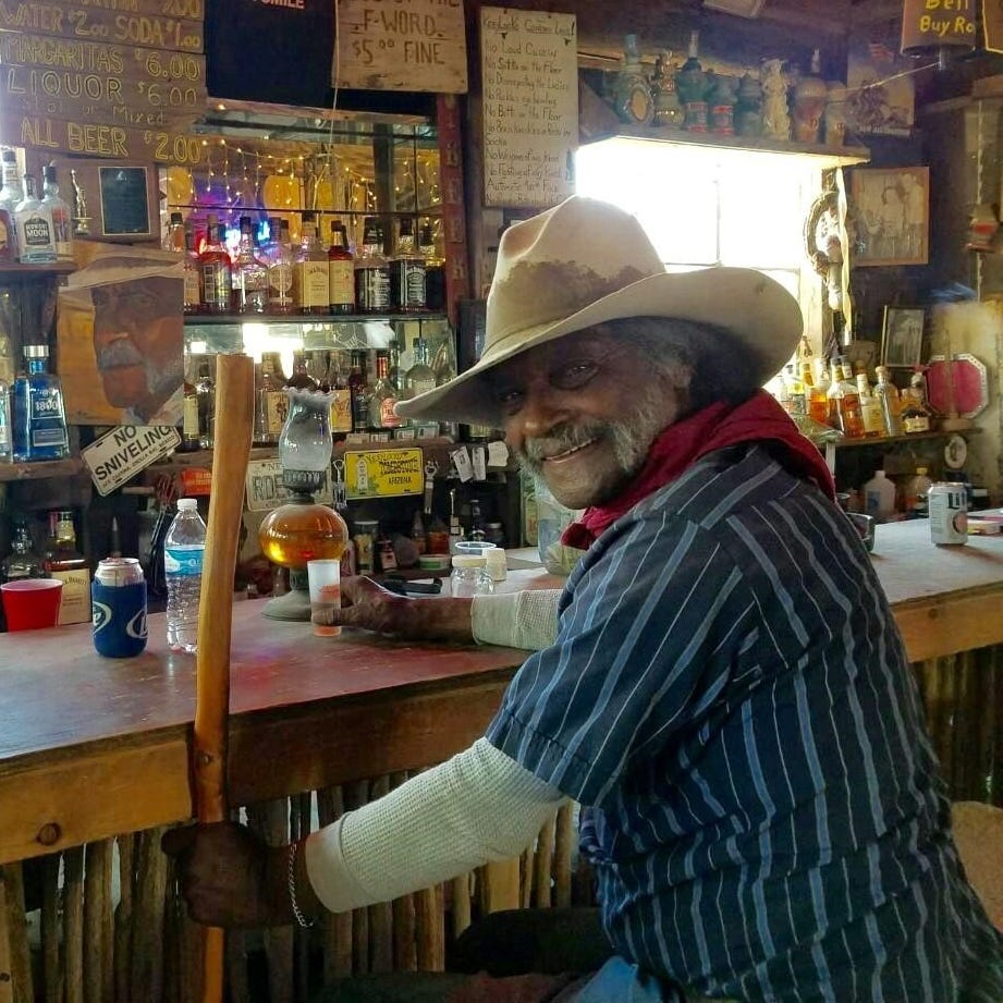 Rancher built tiny town on a dream. What happens now that he's gone?