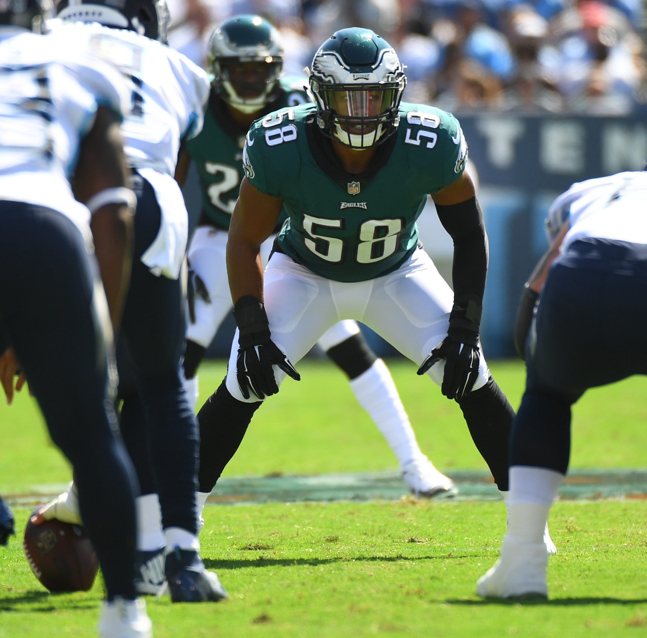 A day after landing Terrell Suggs, Cardinals agree to terms with linebacker Jordan Hicks