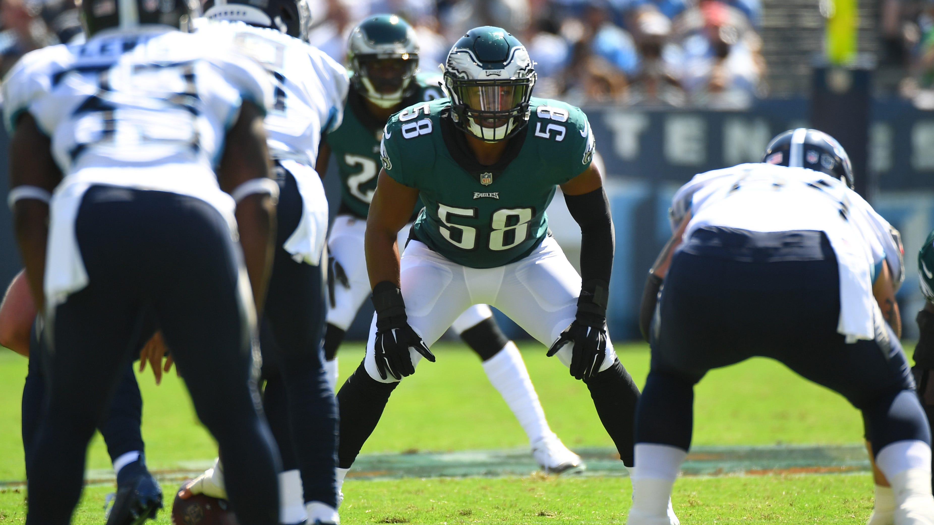 Fair or not, new Cardinals middle linebacker Jordan Hicks has a reputation for being injury prone, and he's out to prove that's no longer an issue.