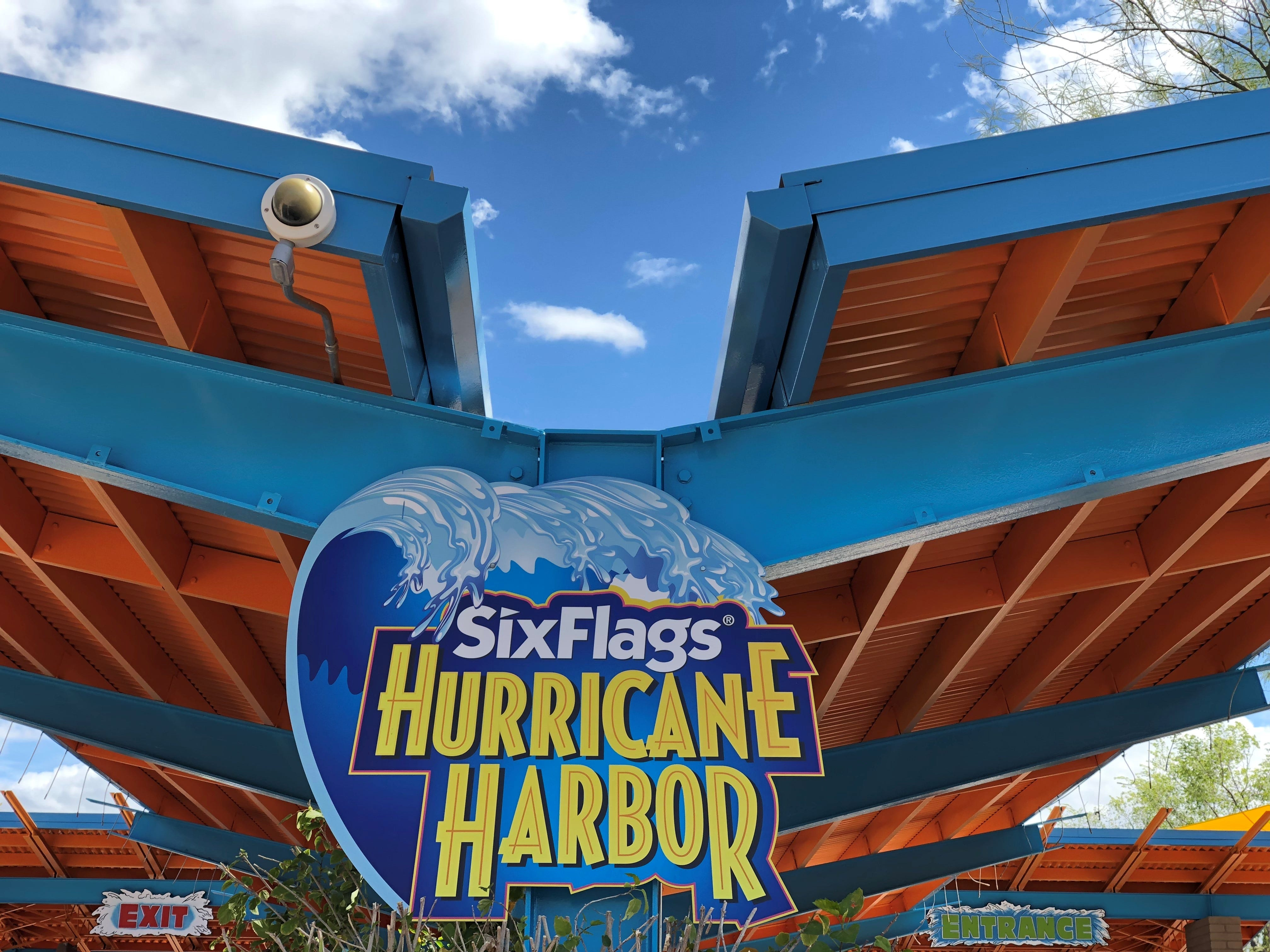 Six Flags Hurricane Harbor, formerly Wet 'n' Wild Phoenix, opens on March 16, 2019.