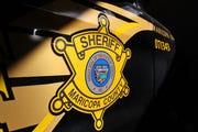 Maricopa County Sheriff's Office marked vehicle