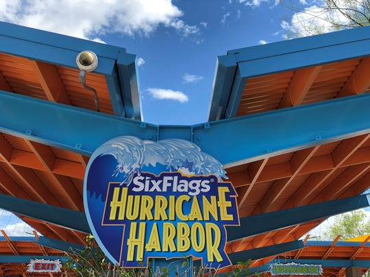 The former Wet 'n' Wild Waterpark in Phoenix has been reopened as Six Flags Hurricane Harbor Phoenix. The park opens March 16, 2019.