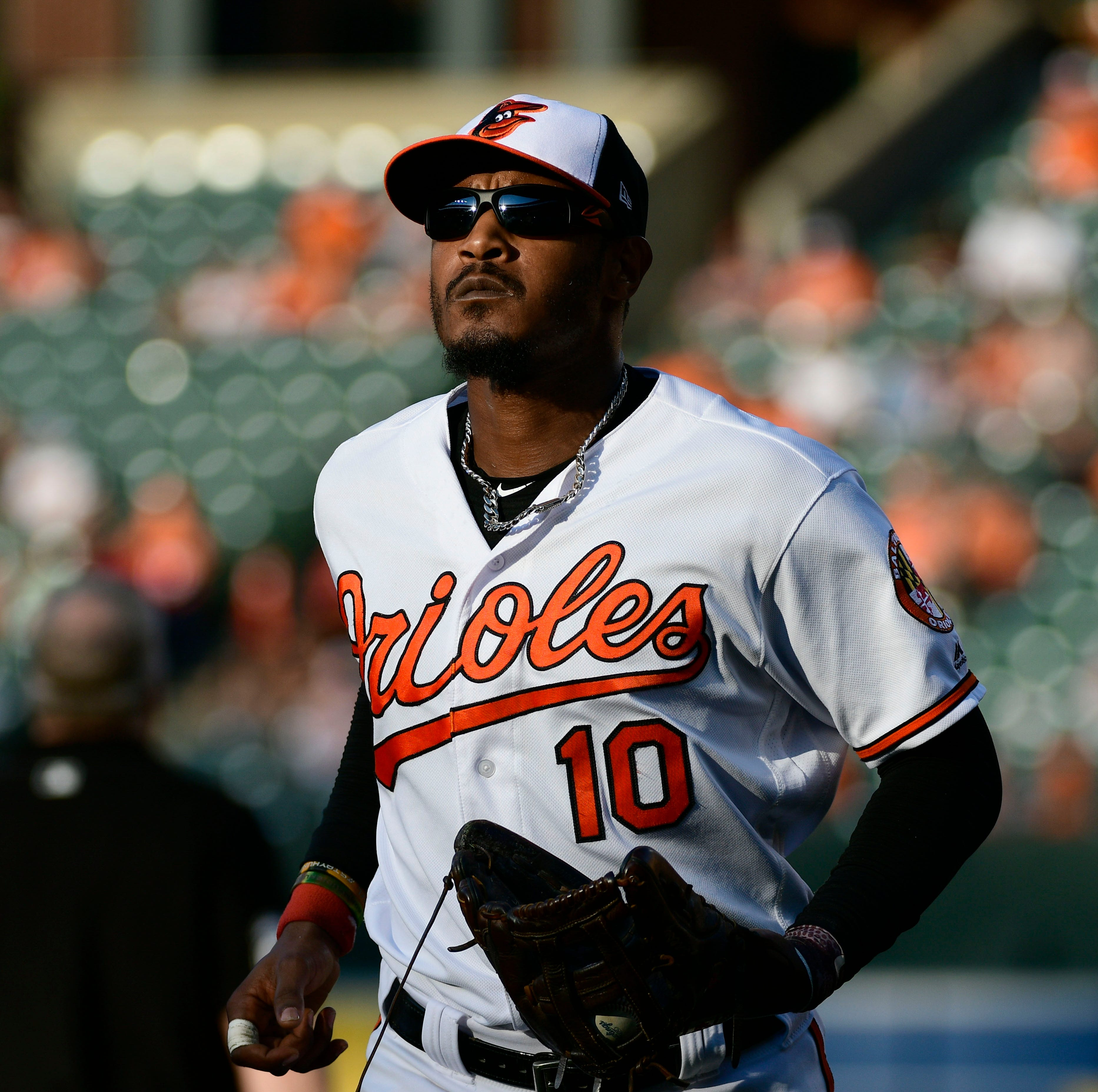 Arizona Diamondbacks have differing views on how Adam Jones fits their outfield