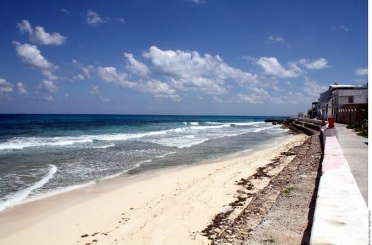 Playa Norte es el único destino en México entre los 10 mejores del planeta que presume sus playas tranquilas, agua turquesa y arena fina y blanca.