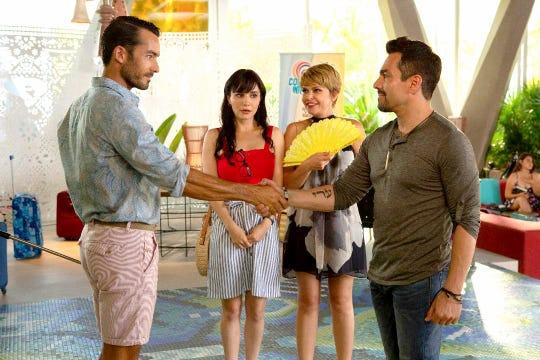 En esta segunda película, se integraron actores como Itatí Cantoral y Aarón Díaz.