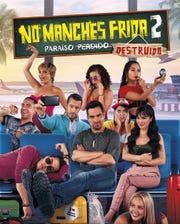 """""""No Manches Frida 2"""", es una divertida comedia encabezada por Martha Higareda, Omar Chaparro, Itatí Cantoral, Aarón Díaz, Fernanda Castillo, Andrea Noli y Raquel Garza, entre otros."""