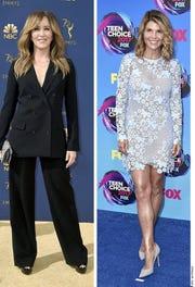 Las actrices  Felicity Huffman y Lori Loughlin realizaron sobornos para que sus hijos fueran admitidos en las instituciones.