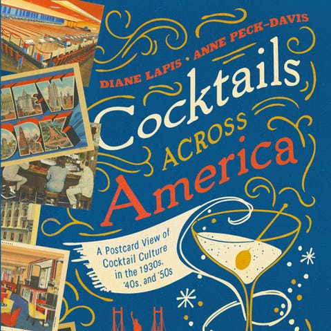 America's freedom to imbibe legally celebrated in 'Cocktails Across America'