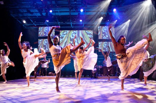 Step Afrika! takes the stage at the Marcus Center Friday night.