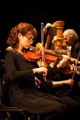 The 47th annual Hudson Valley Philharmonic String Competition is this weekend, featuring 30 musicians at Skinner Hall on the Vassar College campus in Poughkeepsie.