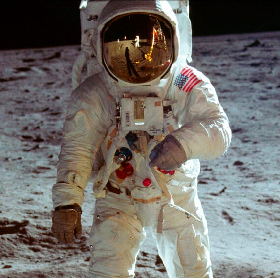 In 'Apollo 11,' the thrill of landing on the moon