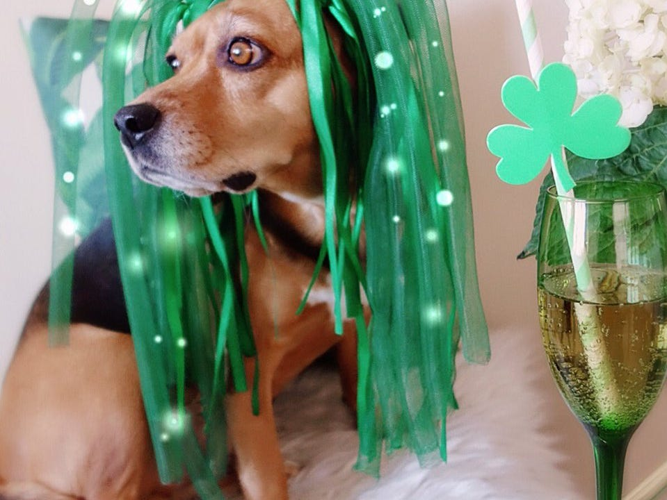 Topaz is bringing some next level fashion trends to the St. Patty's Day playing field.