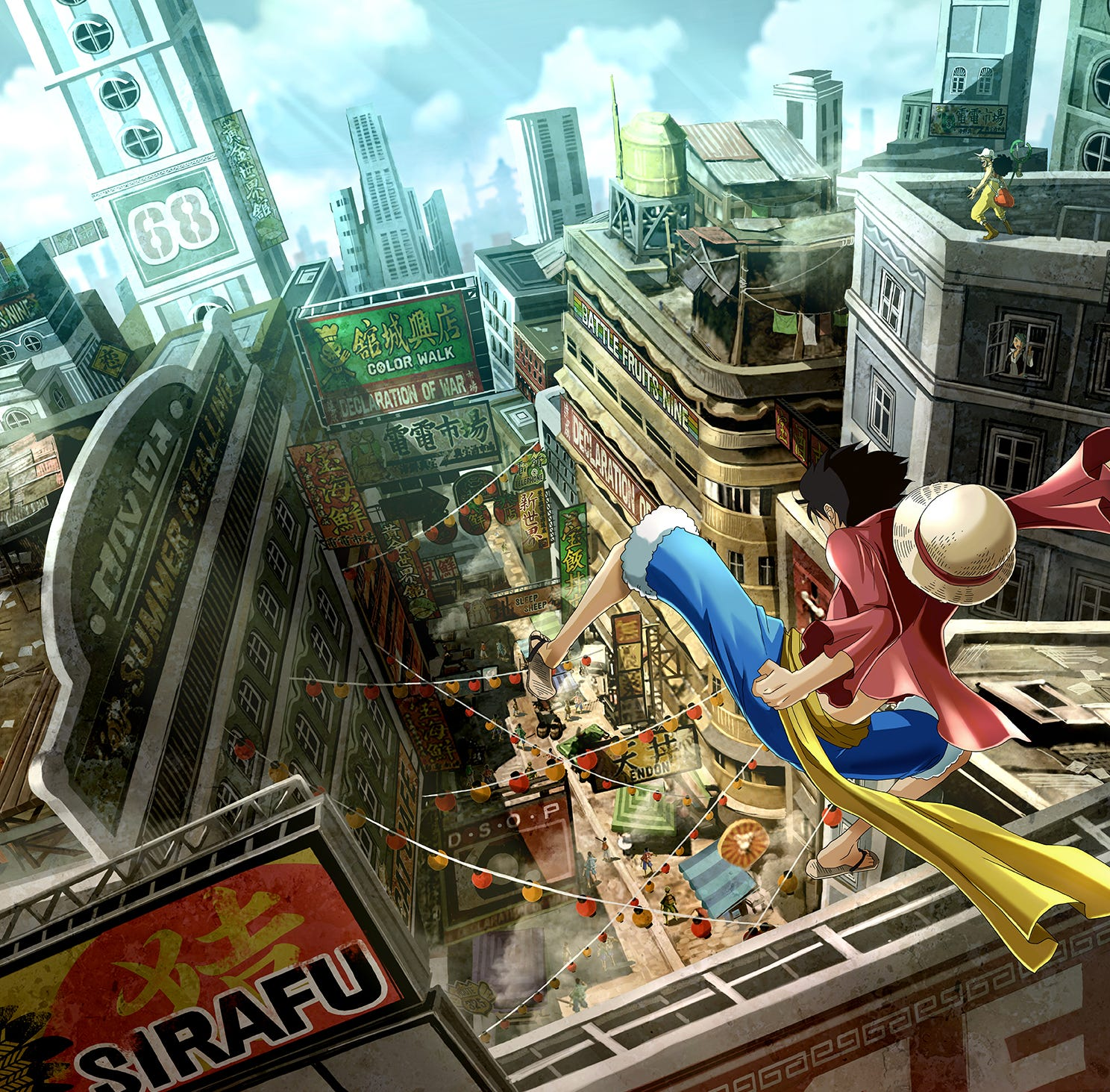 Fetch Fetch no Mi? One Piece World Seeker review | Technobubble