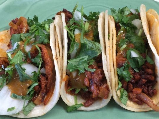 Mexican dishes like these tacos al pastor will join the loingtime menu at Paisan's Old World Deli & Catering when the Reno mainstay moves into its new South Reno space sometime in late 2019.