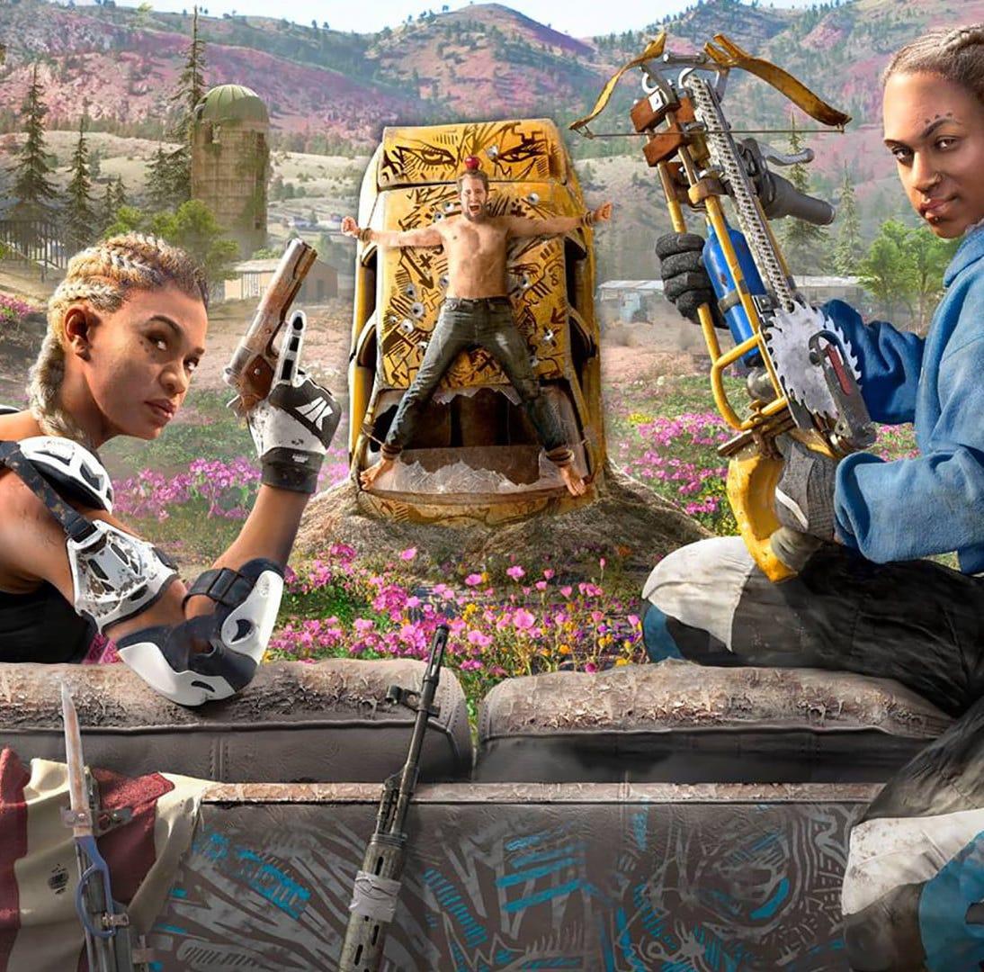 Far Cry New Dawn review: Deja vu all over again | Technobubble