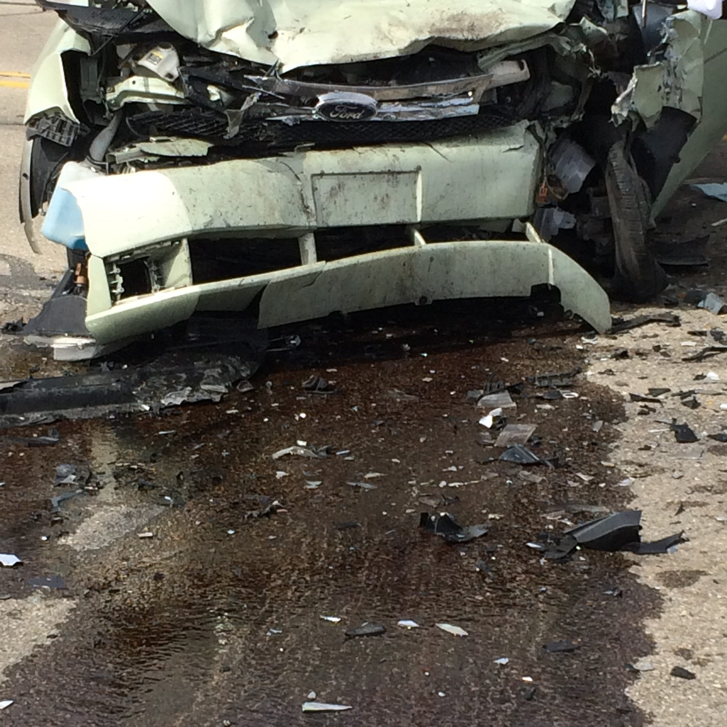 Intersection continues its hold atop annual city accident list