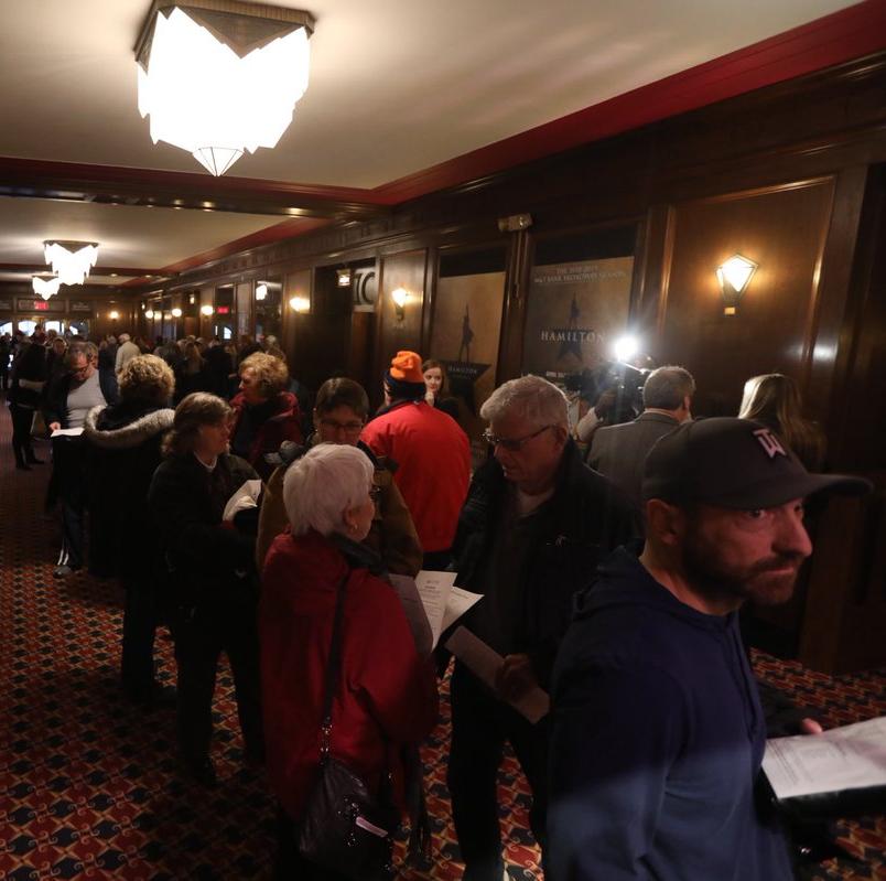 'Hamilton' box office sales begin this morning