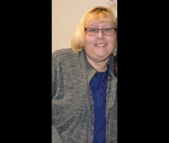 Margaret DeGraff, 47, of Sweden.