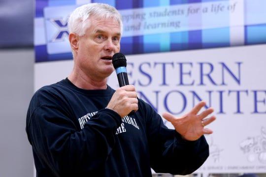 Gary Hull, Western Christian