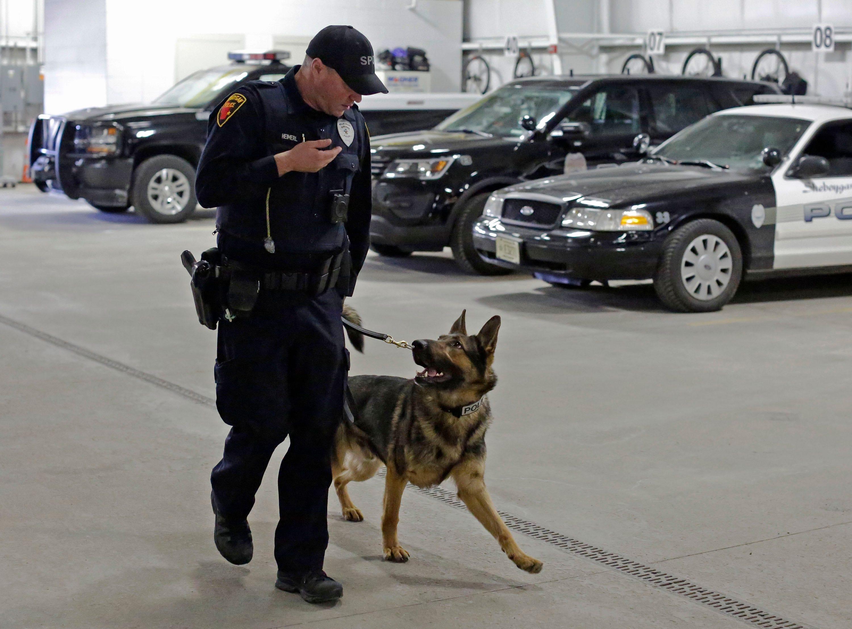 Sheboygan Police: K-9 unit helps keep city safe