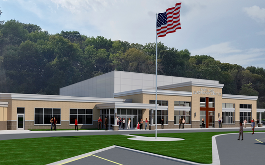 Sheboygan Lutheran High's new Faith and Leadership Center is scheduled to be completed by June 2020.