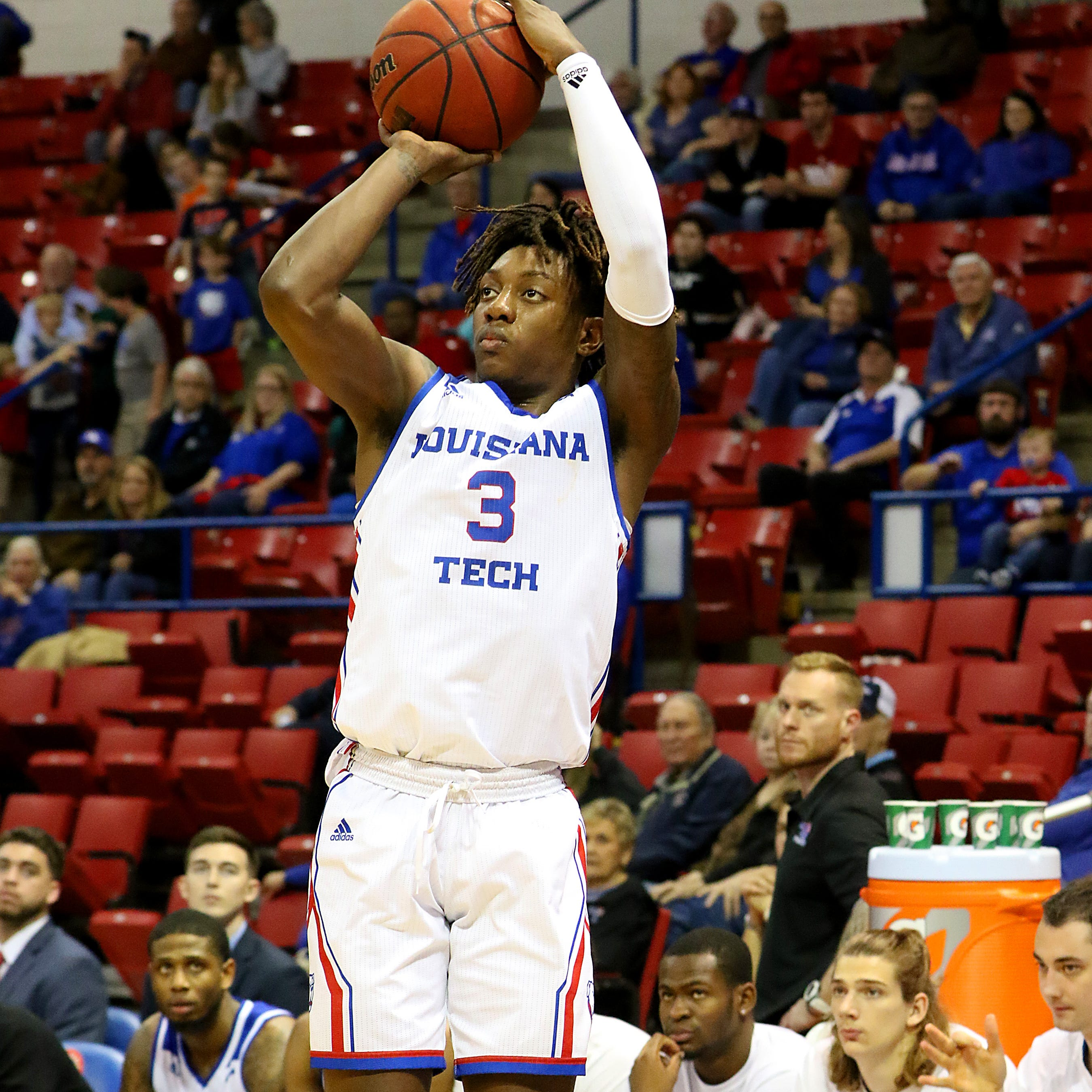 Techsters, Bulldogs begin C-USA tourney Wednesday