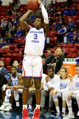 The Louisiana Tech Bulldogs begin the  Conference USA Tournament Wednesday.