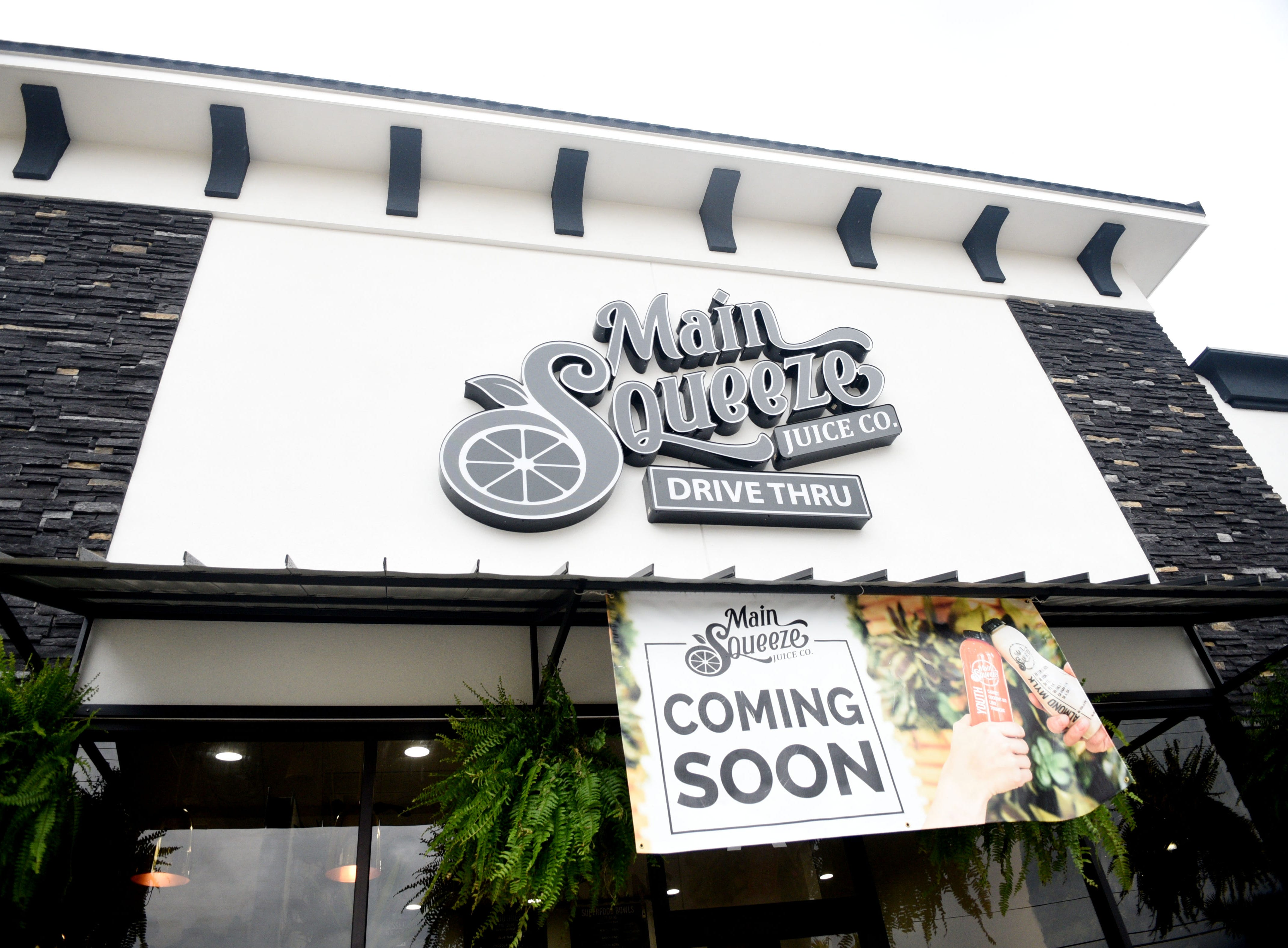 Main Squeeze Juice Co. on Airline Drive in Bossier City.