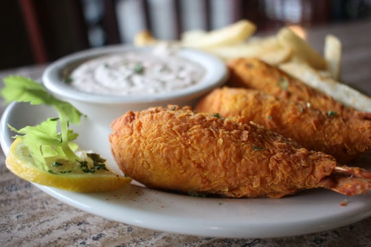 Orlandeaux's Cafe will offer $10 and $20 meal deals, including stuffed shrimp, during 318 Restaurant Week.