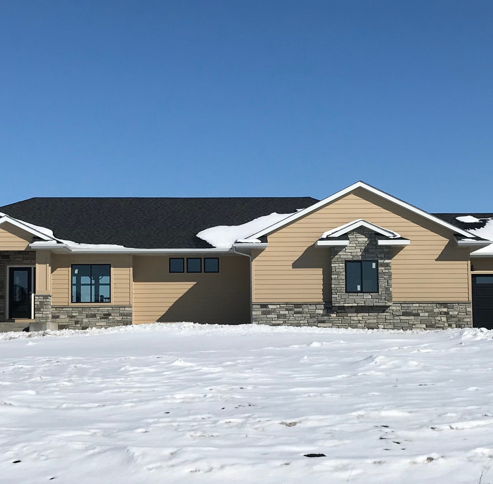 $739K new home next to Bakker Crossing golf course tops sales report