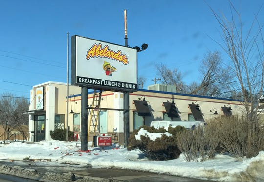 The owners of Abelardo's Mexican Fresh plan to open their South Minnesota Avenue restaurant next week.