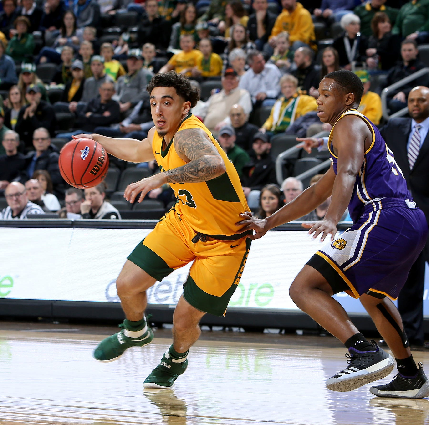 NDSU, Omaha to face off in Summit men's championship