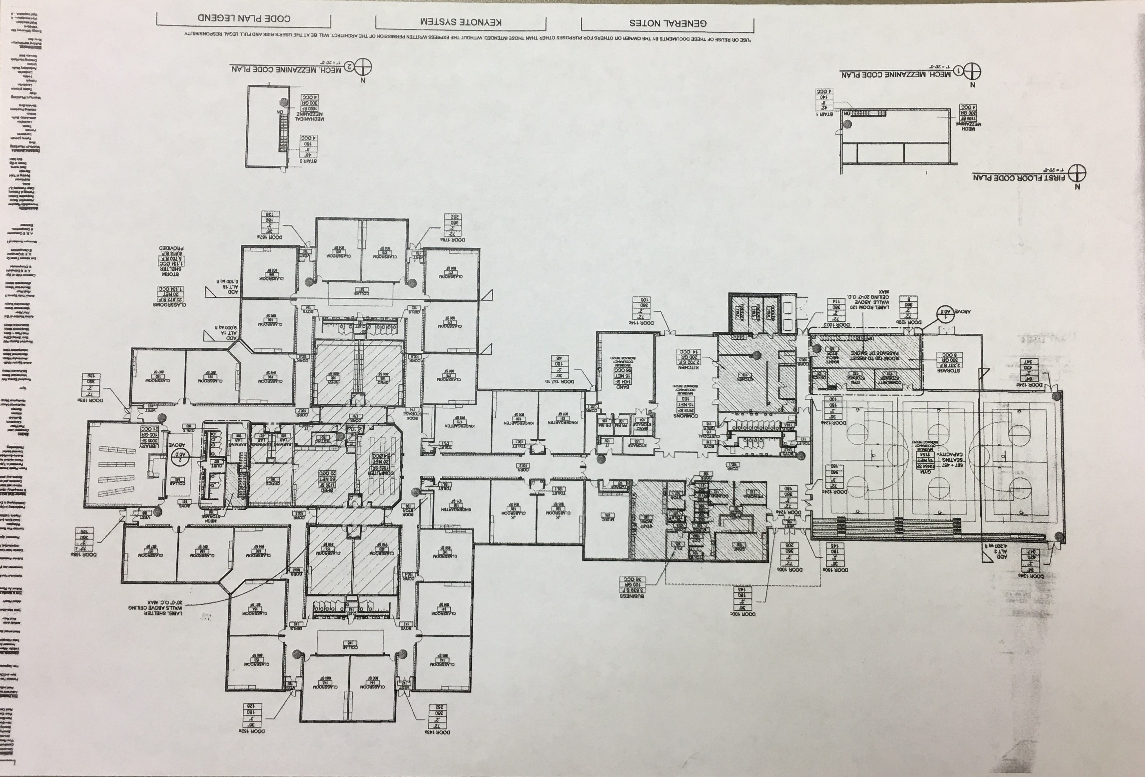 A schematic for Tea Area School District's newest elementary is shown. Venture Elementary is expected to open this fall.