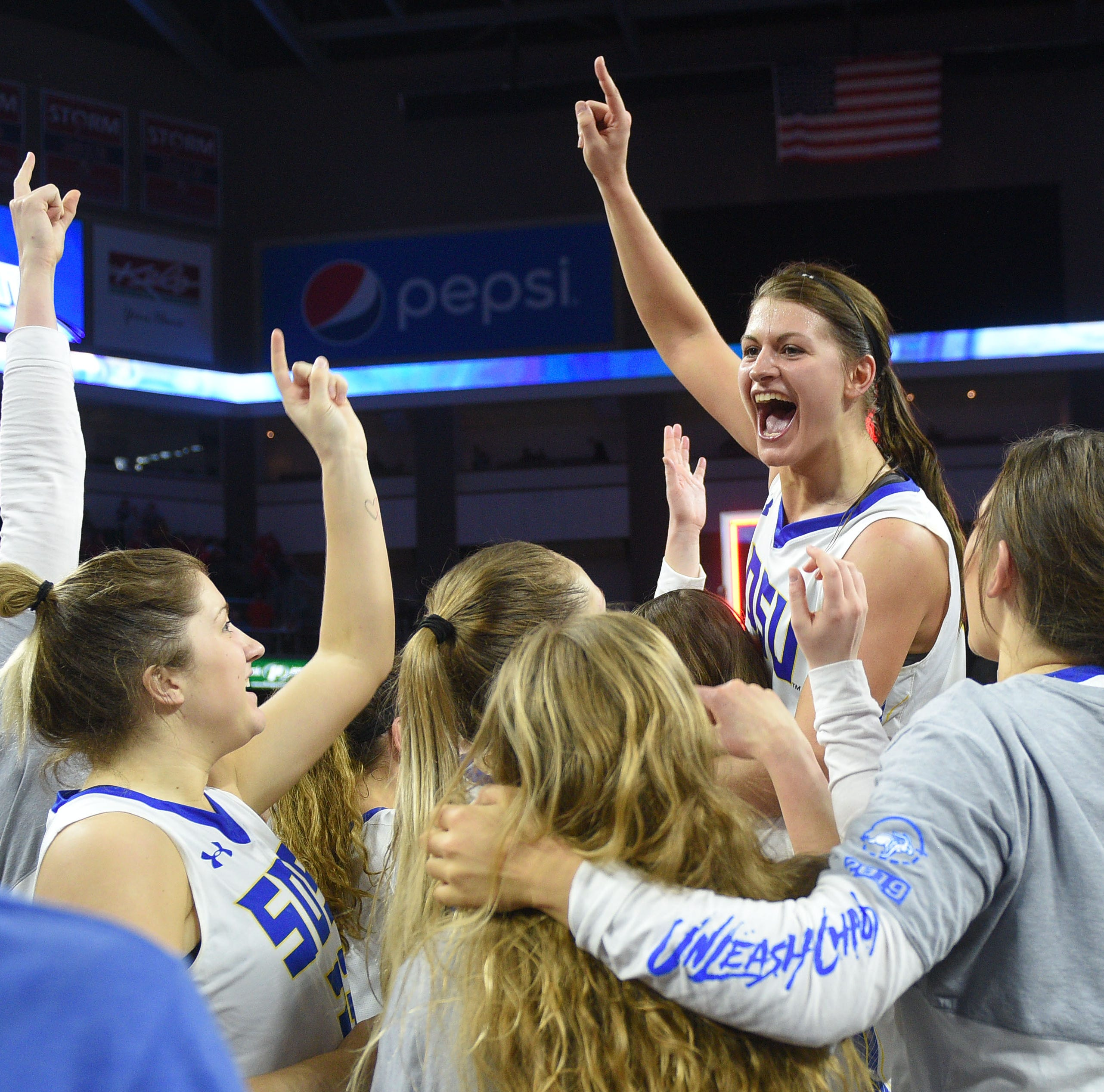 Whitney: Macy Miller makes history by seizing the moment