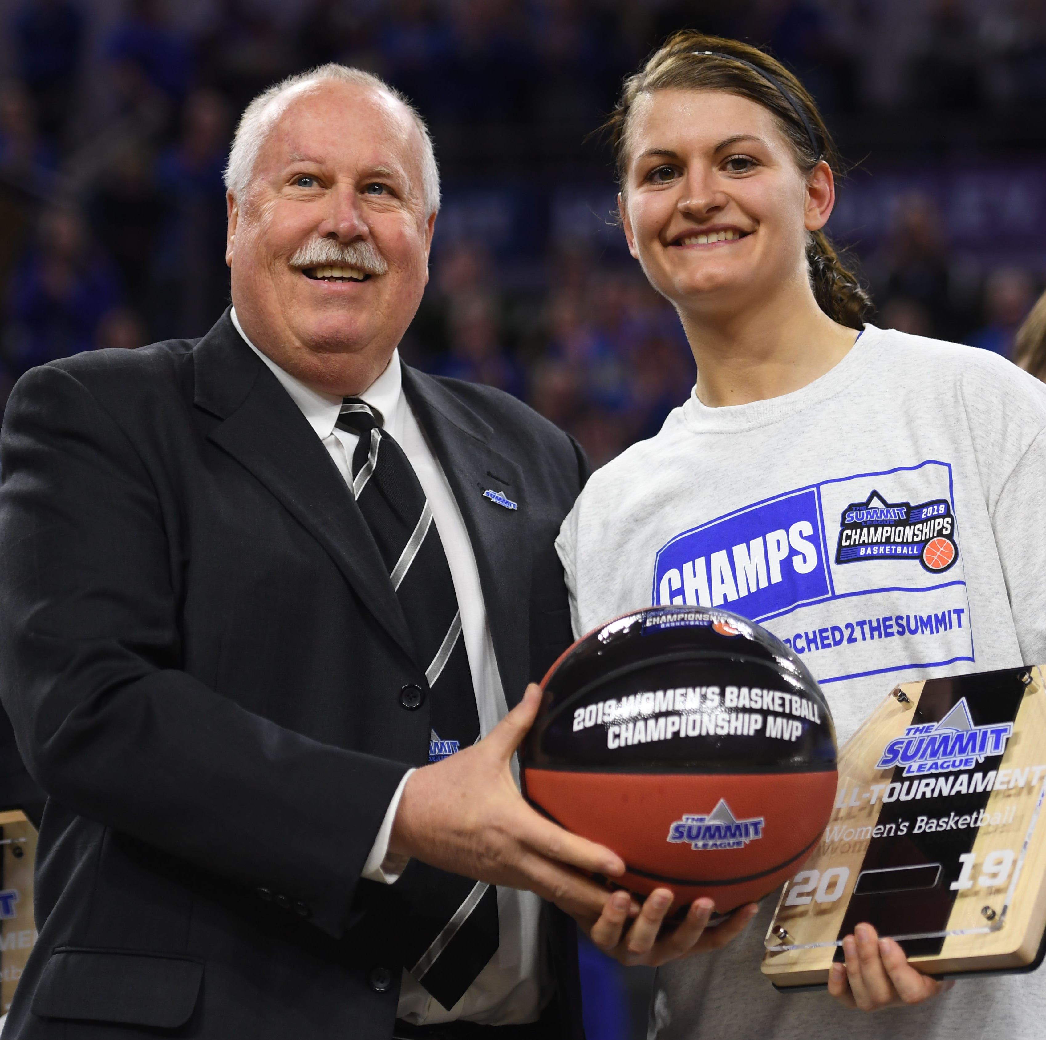 Macy Miller of South Dakota State taken by Seattle Storm in WNBA Draft