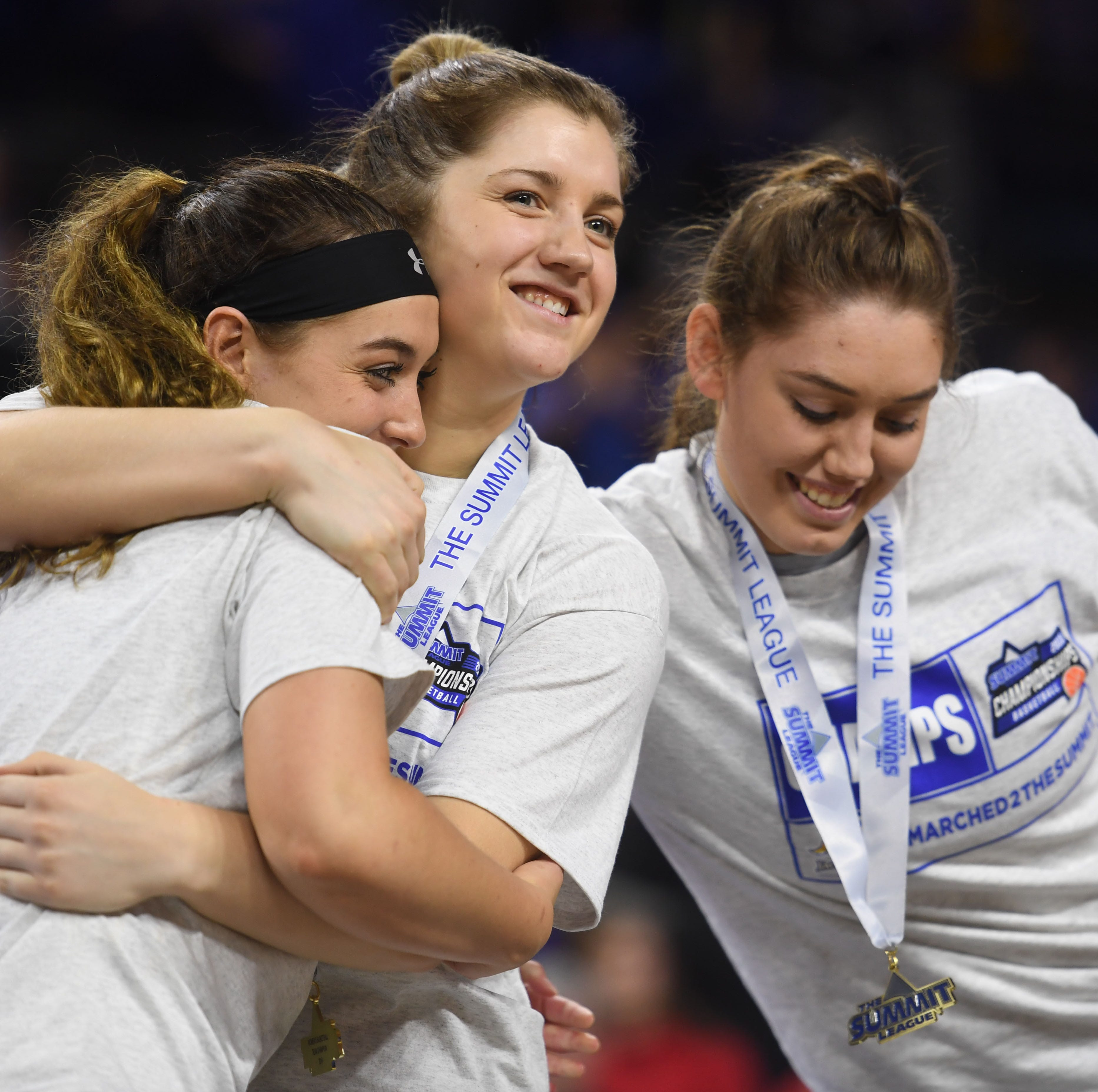 NCAA tournament: Paiton Burckhard shining on the big stage for SDSU