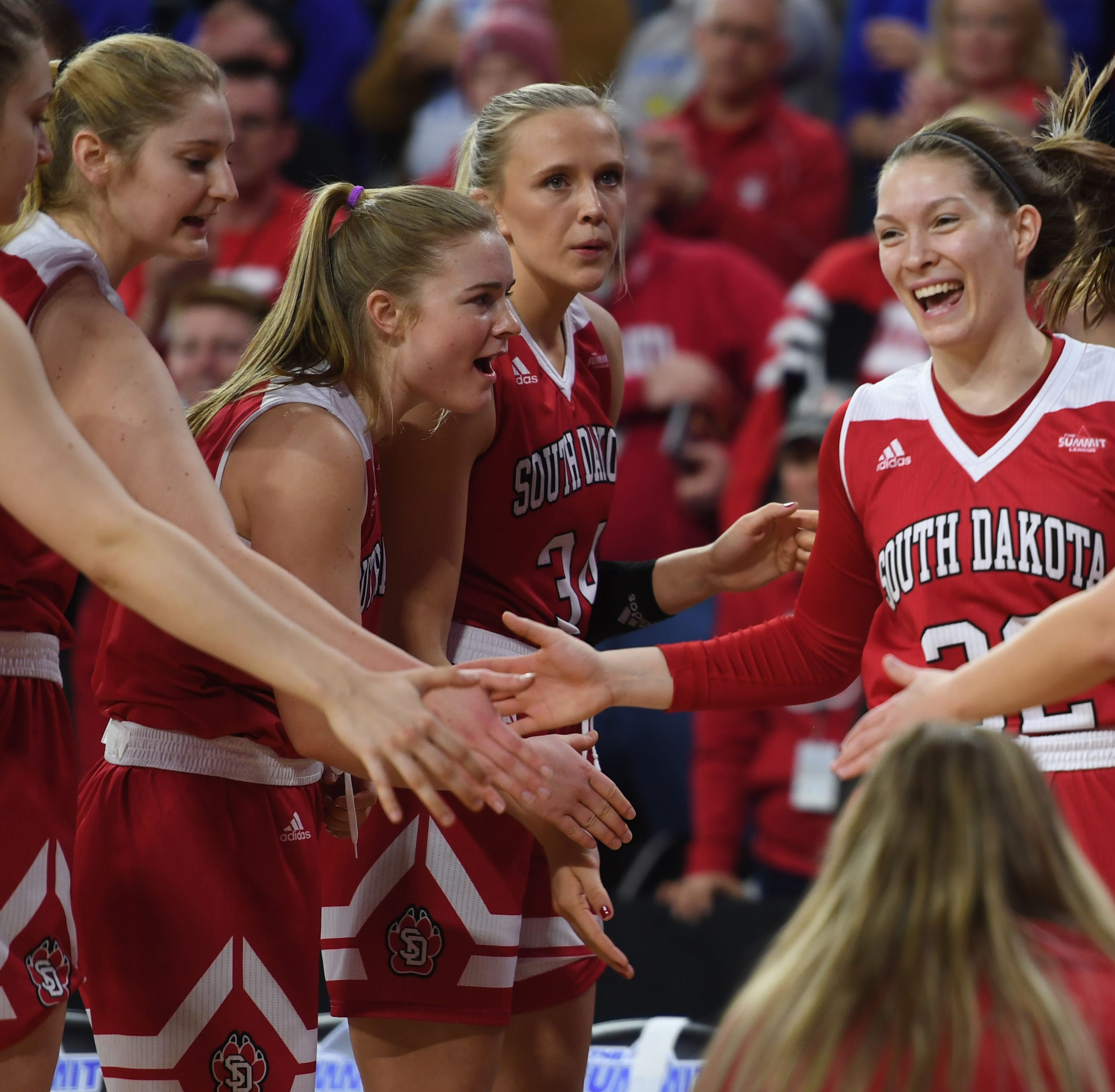 NCAA Women's Basketball Tournament: Live updates, how to watch South Dakota vs. Clemson
