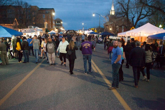 A new version of the St. George Streetfest called Mallfest will begin at Red Cliffs Mall on Friday, Oct. 16 at 6 p.m.